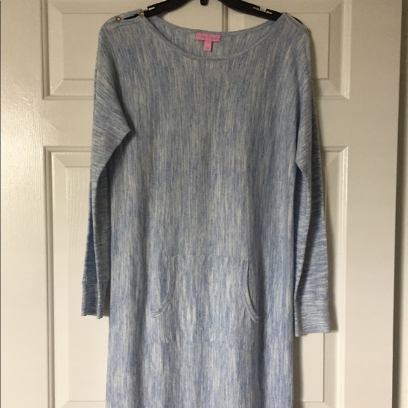 4609b6552e9 Lilly Pulitzer Dresses   Skirts - Lilly pulitzer jupiter sweater dress